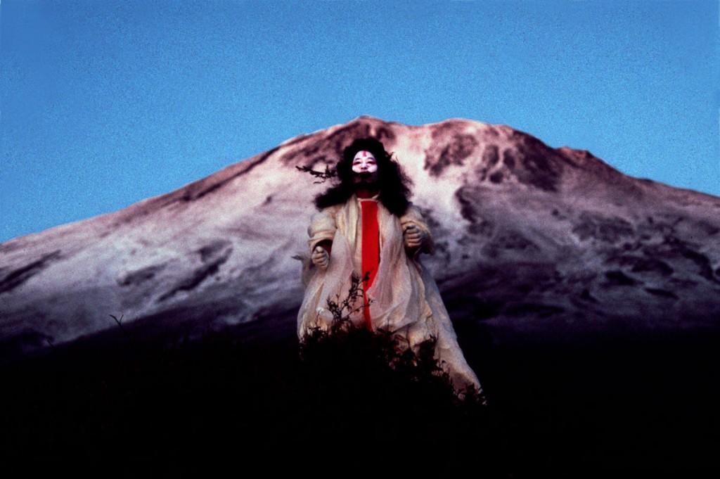 Mt. Fuji — Koichi Tamano (Butoh Dancer)